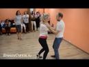 Поздравление Антония с днем рождения в Breeze Dance