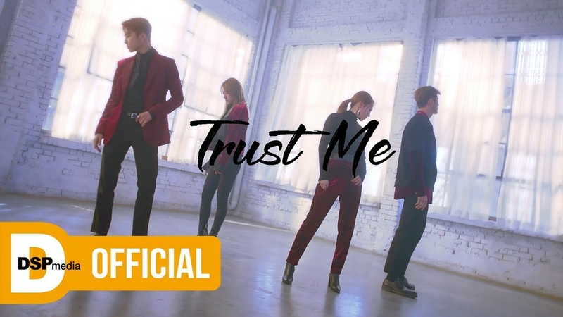 KARD - Trust Me Official MV