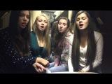 Девушки поют красивую русскую песню