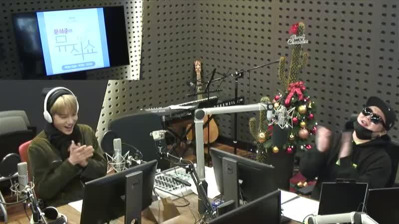 181219 EXO Kai about fancam @ KBS-R Cool FM Moon Hee Jun's Music Show