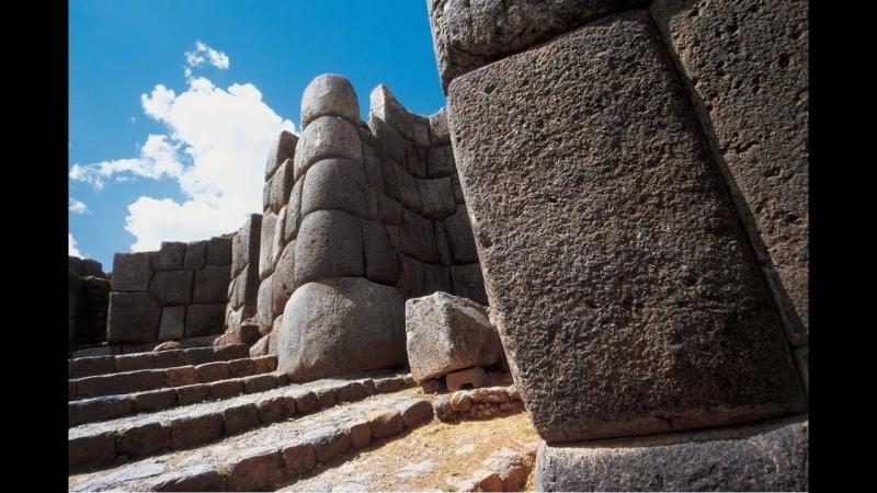 Загадка гигантских построек Таинственные мегалиты Саксайуамана.