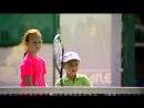 Телекомпания ВЕТТА о теннисе Здоровые дети