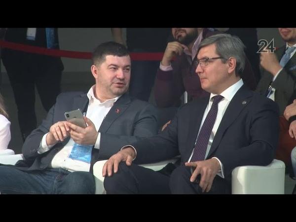 Кейс-шоу «Код успеха в цифровом мире» в рамках чемпионата DigitalSkills (Татарстан 24)