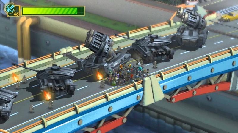 The Wonderful 101 (Wii U) eShop Demo Gameplay