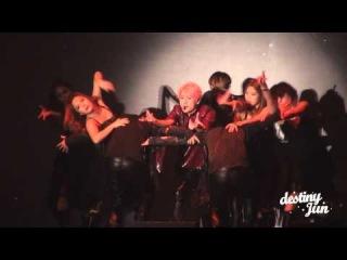 140515 마지막 춤. XIA 준수 The best ballad spring tour concert in Tokyo.