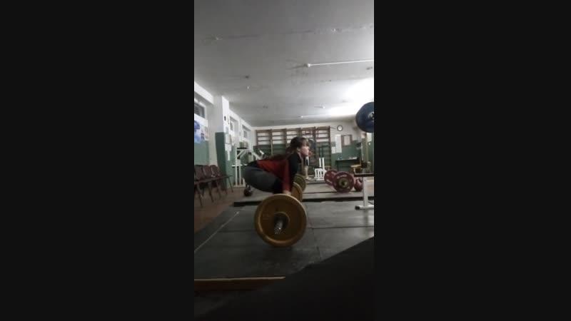 Рывок 45 кг
