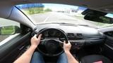 2007 Mazda 3 2.0 (150) POV TEST DRIVE