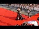 Анна Пескова на красной дорожке кинофестиваля «Кинотавр-2018»