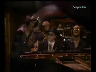Dionne Warwick, Stevie Wonder, Elton John, Gladys Knight - Thats what friends a