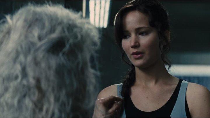 Голодные игры И вспыхнет пламя The Hunger Games Catching Fire 2013 фантастика триллер драма приключения