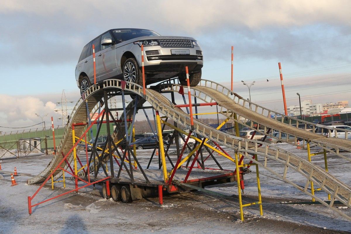 Range Rover 2013 в Артексе