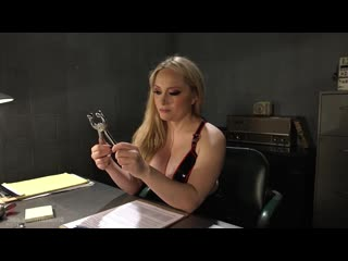 Aiden starr (prostate milk fisting with multiple orgasms!)