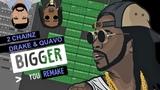 Making a Beat 2 Chainz - Bigger Than You ft. Drake &amp Quavo (IAMM Remake)