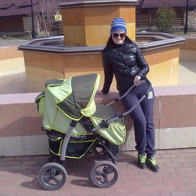 Гульнара Ибрагимова, 6 апреля , Нижнекамск, id41867150