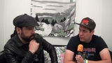 Volbeat Interview Rob Caggiano @ Provinssi 28.6.2018