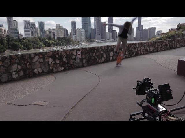 Z-Flex Skatelapse behind-the-scenes