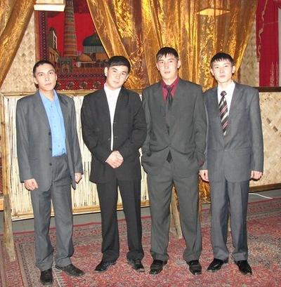 Erzhan Espaev, 11 февраля 1988, Москва, id222258710