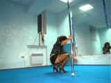 Сандра Жукова Exotic pole dance