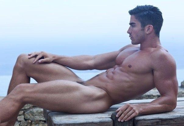 фото мужского голого тела
