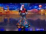 Египетское танцевальное шоу - Україна має талант-6 / В Украине есть таланты - Кастинг в Донецке