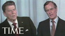 George H. W. Bush And Ronald Reagan Debate On Immigration In 1980 TIME