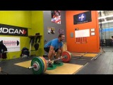 Dmitry Klokov - clean & jerk - 210 kg / 462 lb
