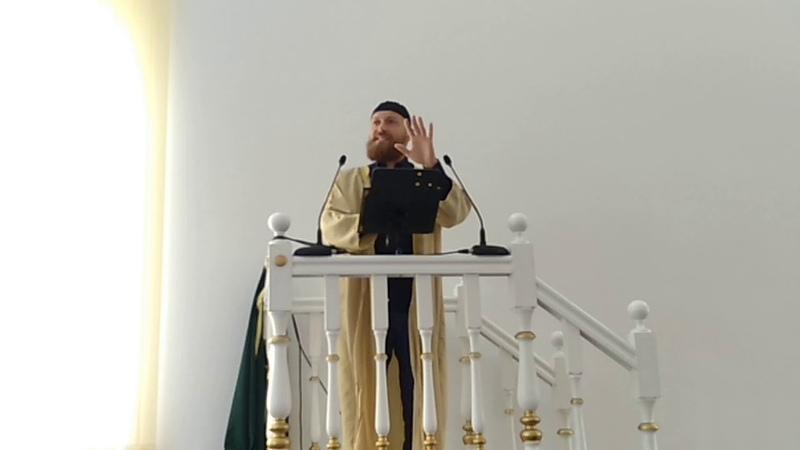 Али Асланов Ислам динде юйдеги