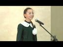 Духовная лира - конкурс чтецов в Православной Гимназии