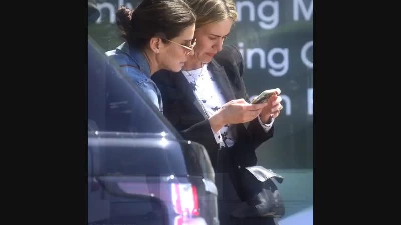 Sarah Paulson x Sandra Bullock vine