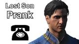 The Sole Survivor Calls Institutes for Shaun - Fallout 4 Prank Call