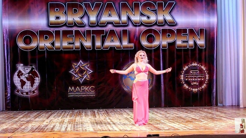 Сысоева Галина, гала-концерт ~ BRYANSK ORIENTAL OPEN ~ Sysoeva Galina, gala show