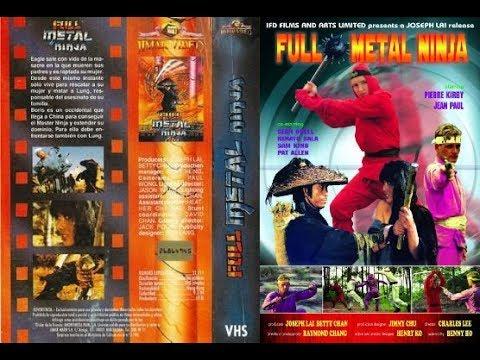 Full Metal Ninja - Pierre Kirby, sam king, Jean Paul, Renato Sala, (1989)