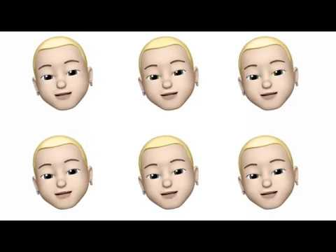Animoji Karaoke - Eminem - My Name Is - The Real Slim Shady - iPhone X - Memoji Karaoke