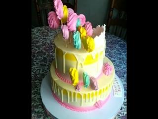Торт для принцессы😍
