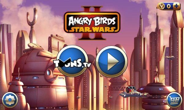 Скачать Angry Birds Star Wars II Premiumдля android
