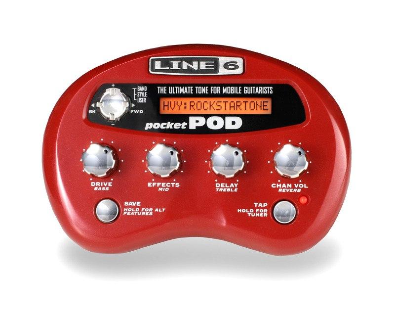 Продам Line 6 PocketPOD
