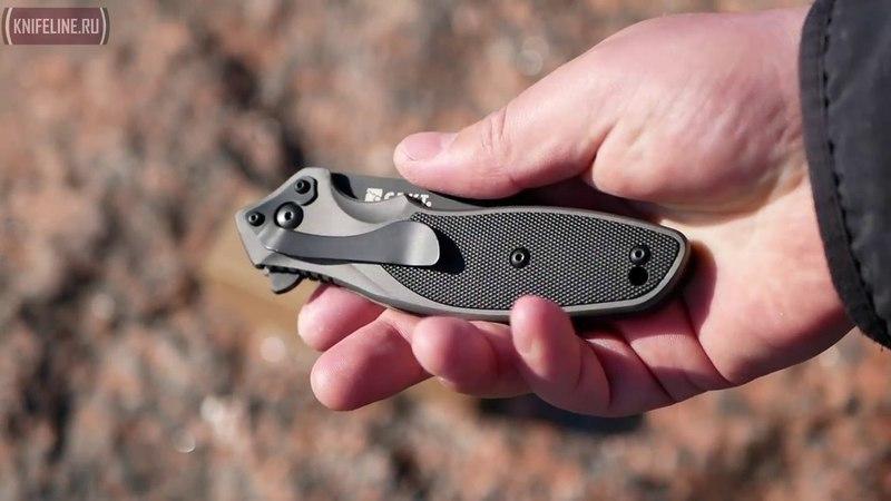Нож складной CRKT Shenanigan Ken Onion