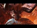 Monster Hunter World X Final Fantasy XIV Crossover - First Behemoth Gameplay