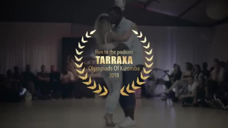 🏅OOK 2018 - Run to the podium TARRAXA : Ti Wosh Maria