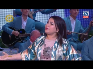 Yulduz Usmonova -Haqq bilan bol (Mustaqillik bayrami 26 Yil)