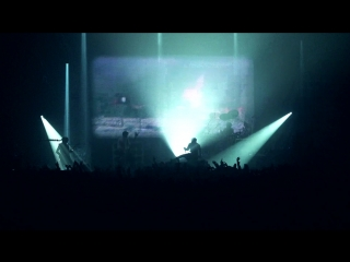 DIR EN GREY - THE INSULATED WORLD DVD: Live Footage