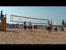 Beach volley Russia Solnechnoe 2018 M 08 Vasilevsky-Firsov and Ivanov-Arkhipov