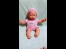 Интерактивная кукла пупс с мимикой