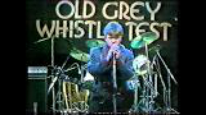 Adrian Borland The Sound New Dark Age Old Grey Whistle Test 1981