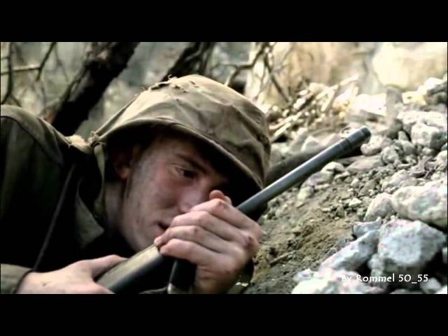 Band of Brothers The Pacific Music Video Skillet Falling inside the Black HD