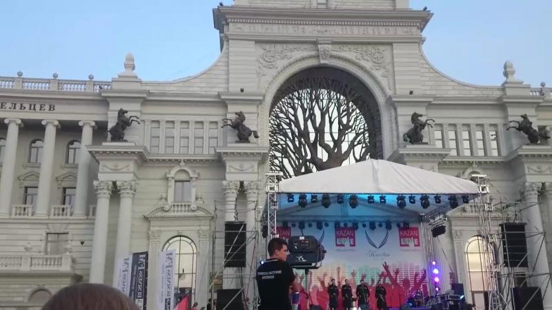 Kazan live fest.Рустави 1