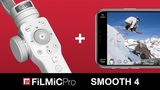 FiLMiC Pro + Zhiyun Smooth 4 Tutorial (iOS &amp Android)