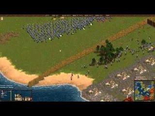Казаки Снова Война Гусары затащили