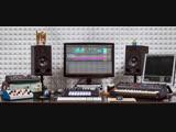 Work at studio. Rec new mix