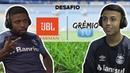 Desafio JBL Marinho x Matheus Henrique l GrêmioTV